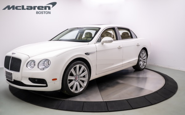 Used 2017 Bentley Flying Spur-Norwell, MA
