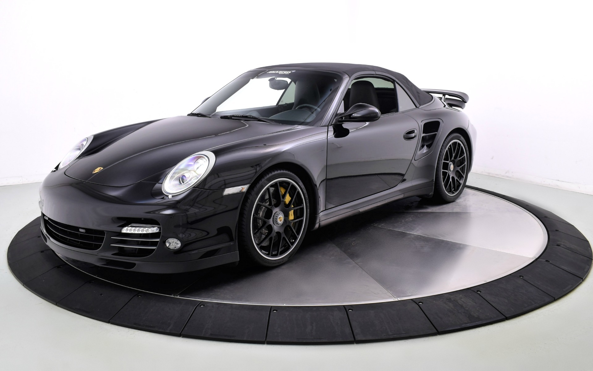 Used 2011 PORSCHE 911 Turbo S Cabriolet | Norwell, MA