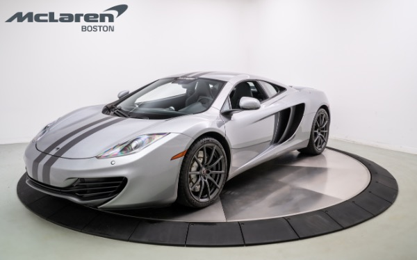 Used 2012 MCLAREN MP4-12C-Norwell, MA