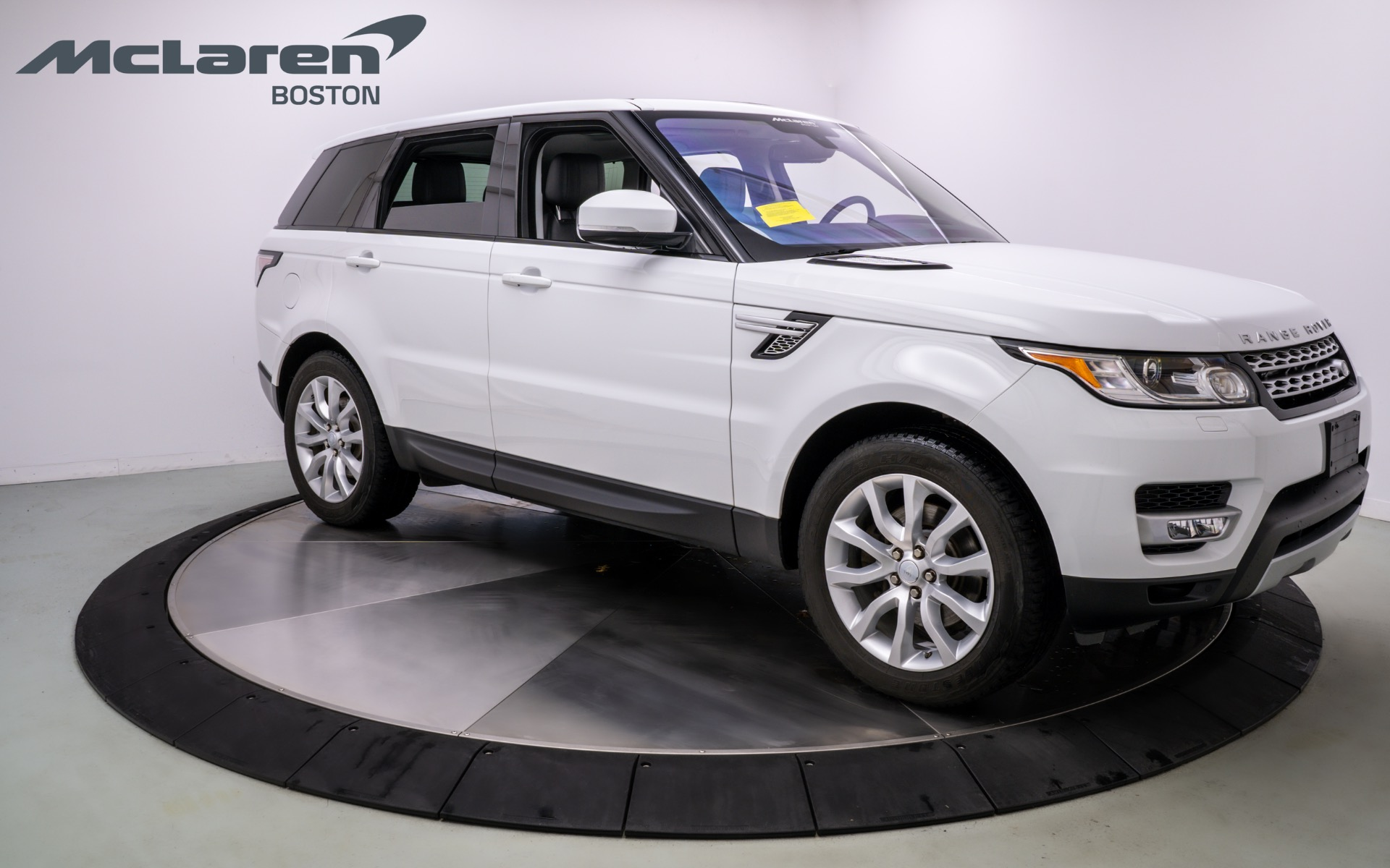 Used 2016 LAND ROVER RANGE ROVER SPORT HSE | Norwell, MA