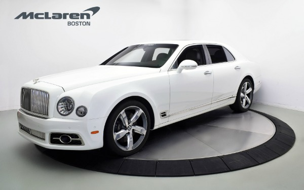 Used 2017 BENTLEY Mulsanne-Norwell, MA
