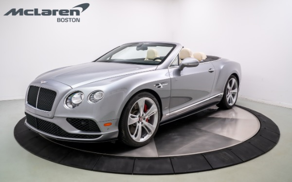 Used 2016 BENTLEY Continental-Norwell, MA
