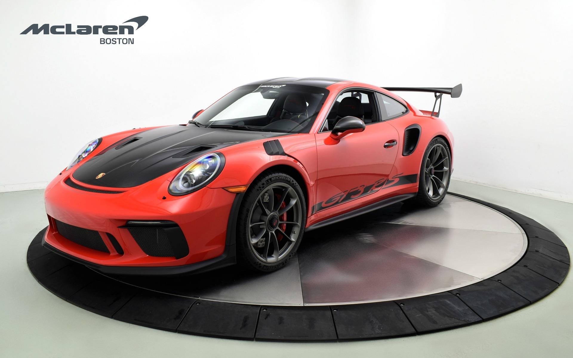 2019 Porsche 911 Gt3 Rs Gt3 Rs For Sale In Norwell Ma 164379 Mclaren Boston