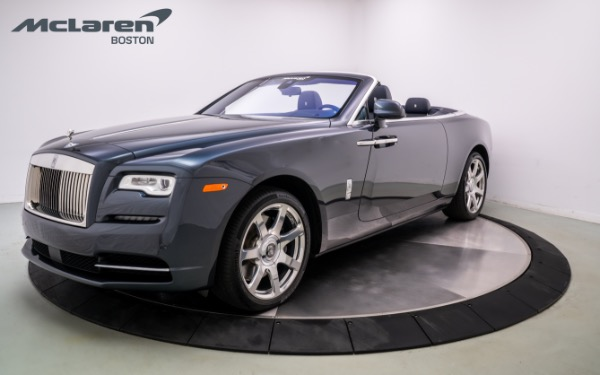 Used 2016 Rolls-Royce DAWN-Norwell, MA