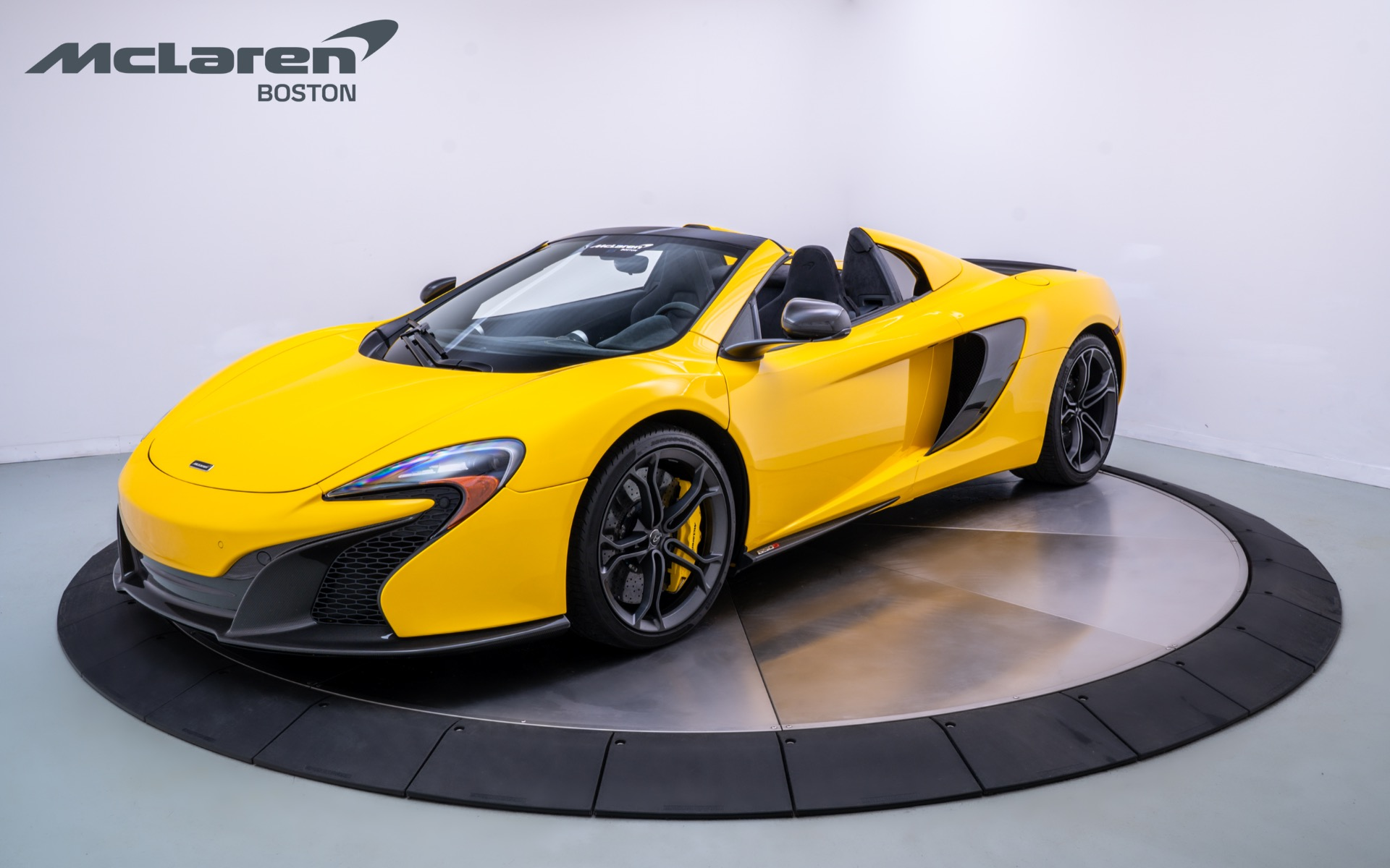 2016 mclaren 650s spider for sale in norwell ma 006190 mclaren boston. Black Bedroom Furniture Sets. Home Design Ideas