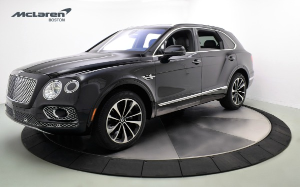 Used 2017 BENTLEY BENTAYGA-Norwell, MA