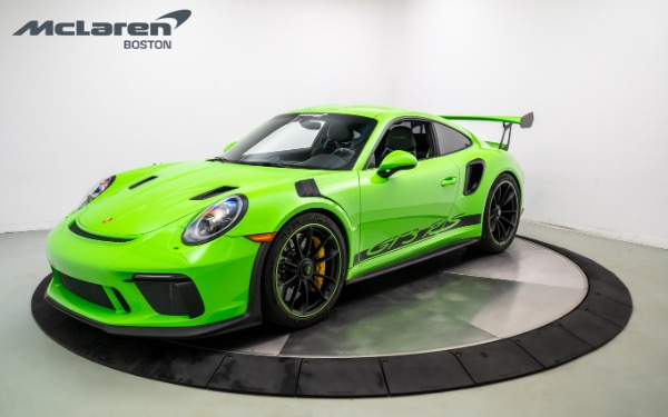 Used 2019 PORSCHE 911 GT3 RS-Norwell, MA