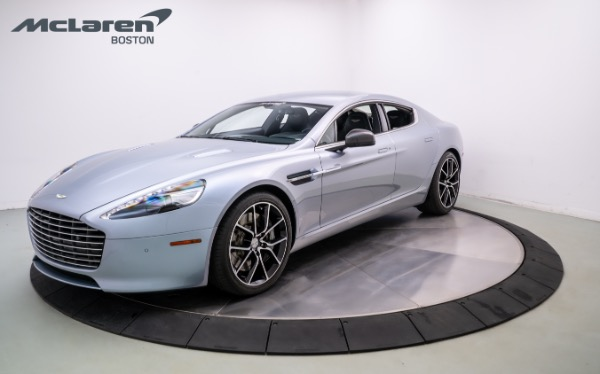 Used 2014 Aston Martin Rapide S-Norwell, MA