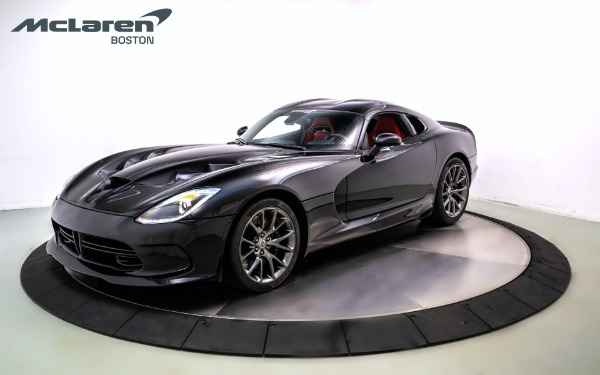 Used 2013 DODGE VIPER SRT-Norwell, MA