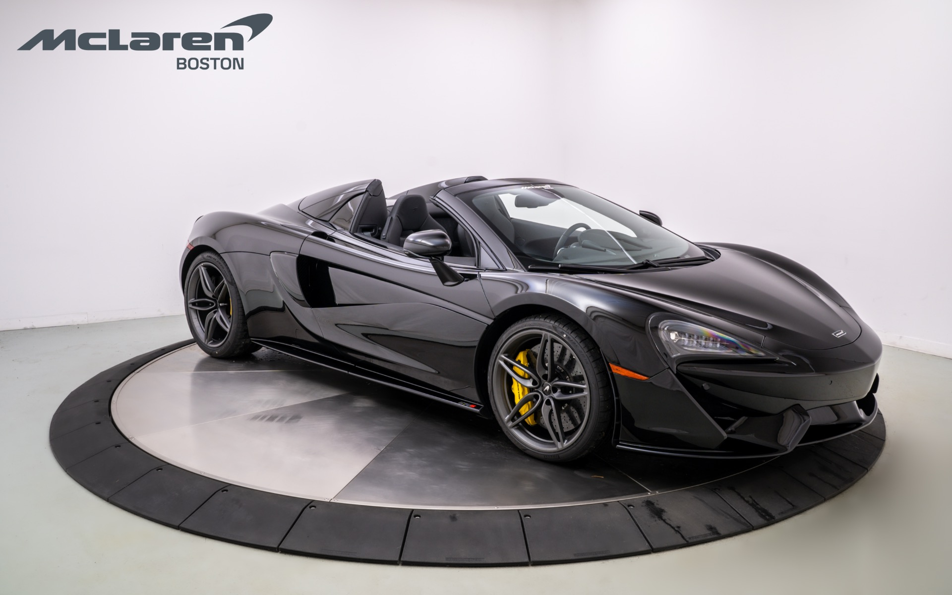 New 2020 MCLAREN 570S Spider  | Norwell, MA