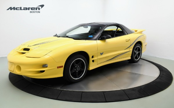 Used 2002 Pontiac Firebird-Norwell, MA