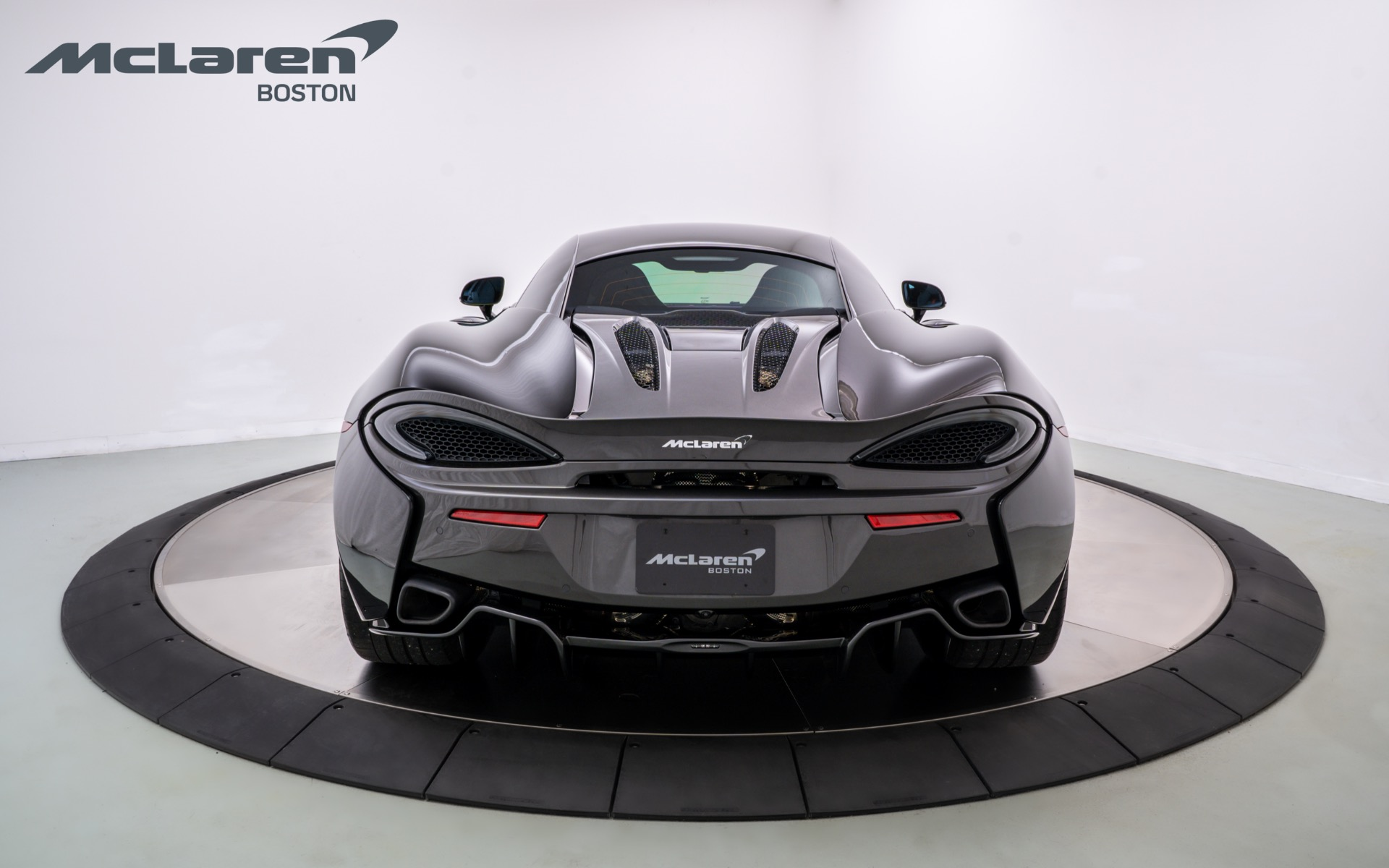 Used 2017 McLaren 570S  | Norwell, MA