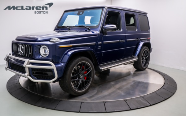 Used 2020 Mercedes-Benz G-Class-Norwell, MA