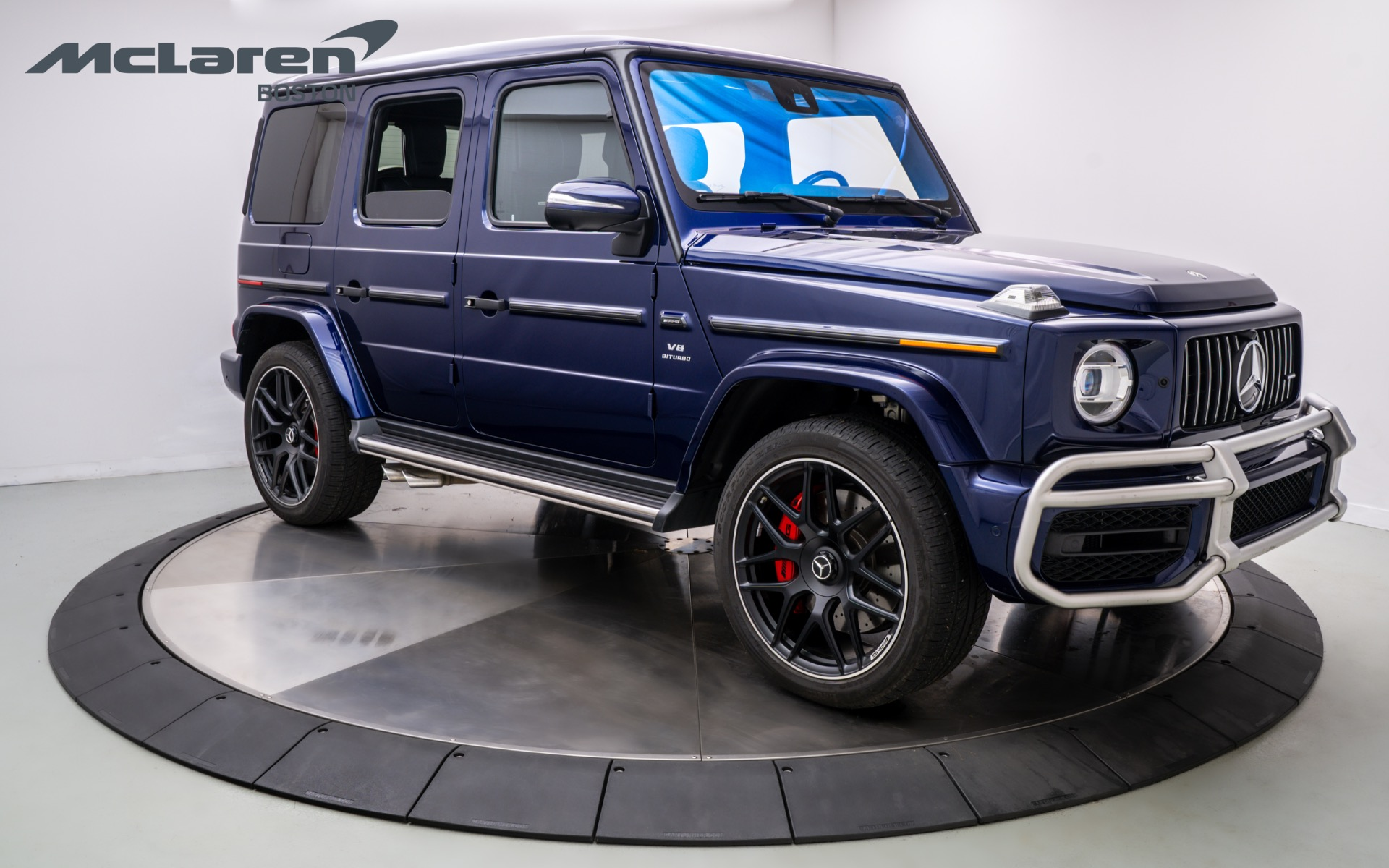 Used 2020 Mercedes-Benz G-Class AMG G 63 | Norwell, MA