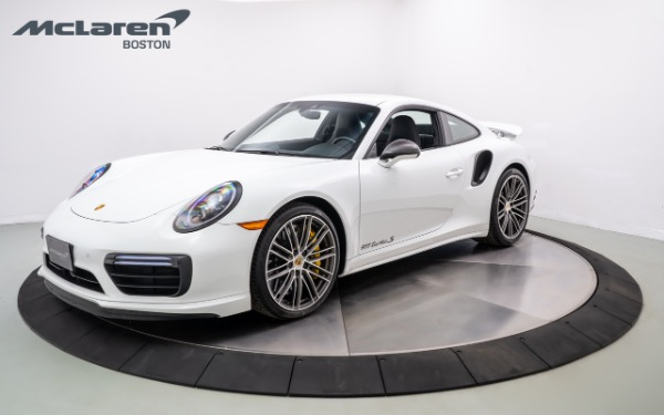 Used 2019 PORSCHE 911 TURBO-Norwell, MA