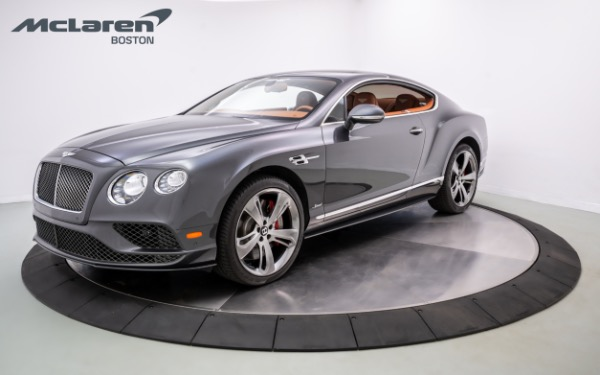 Used 2016 BENTLEY CONTINENTAL GT-Norwell, MA