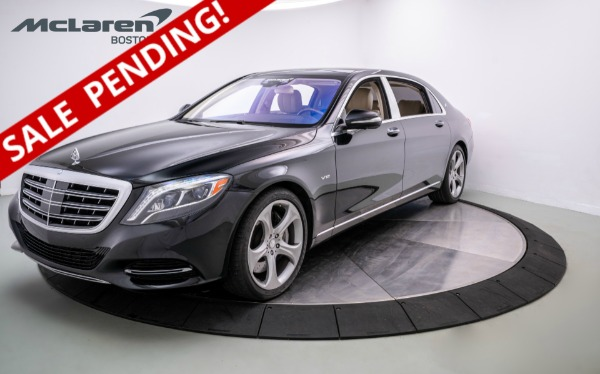 Used 2017 Mercedes-Benz S600-Norwell, MA