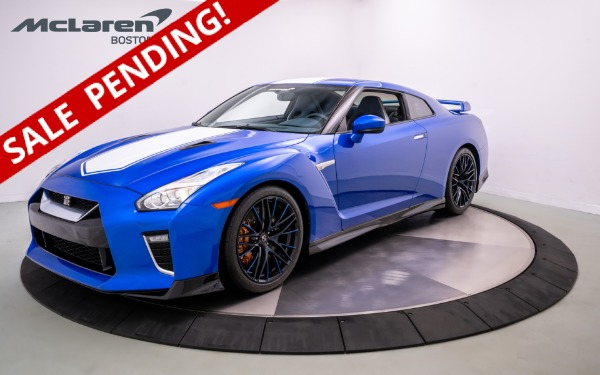 Used 2020 NISSAN GT-R-Norwell, MA