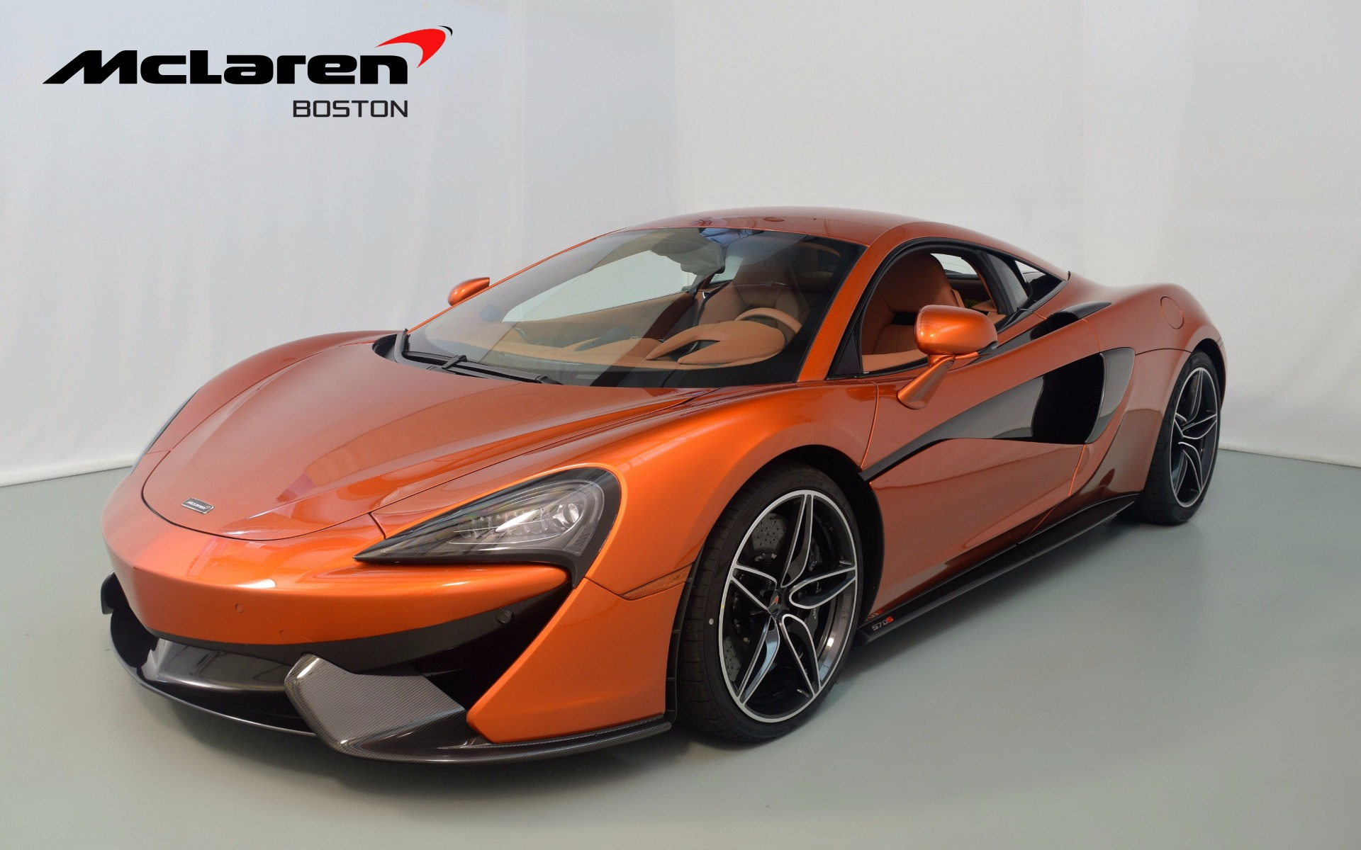 Mclaren P1 Orange And Black >> 2016 McLaren 570S For Sale in Norwell, MA 000654A | Mclaren Boston