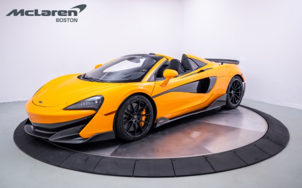 Used 2020 MCLAREN 600LT-Norwell, MA