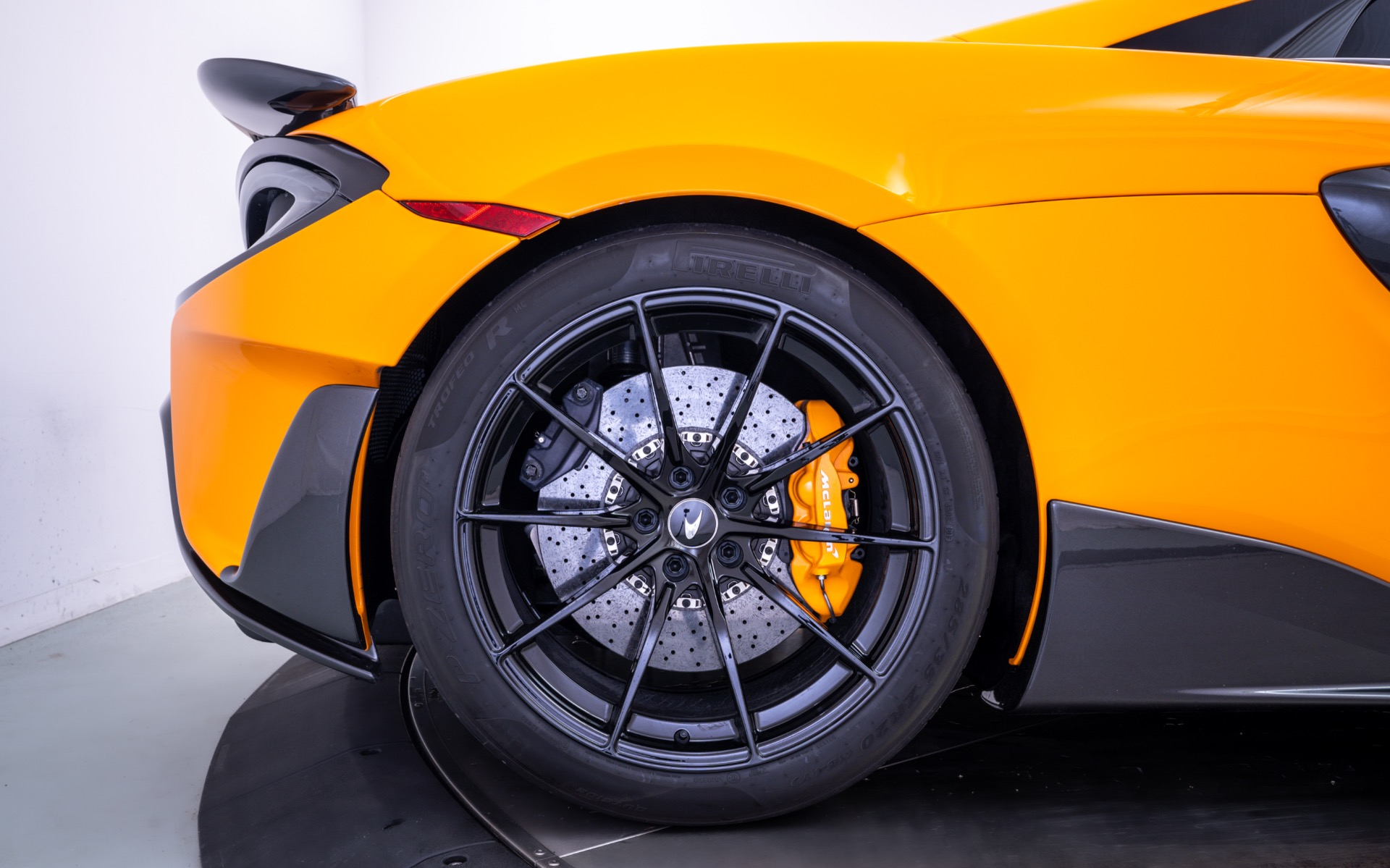 Used 2020 MCLAREN 600LT  | Norwell, MA