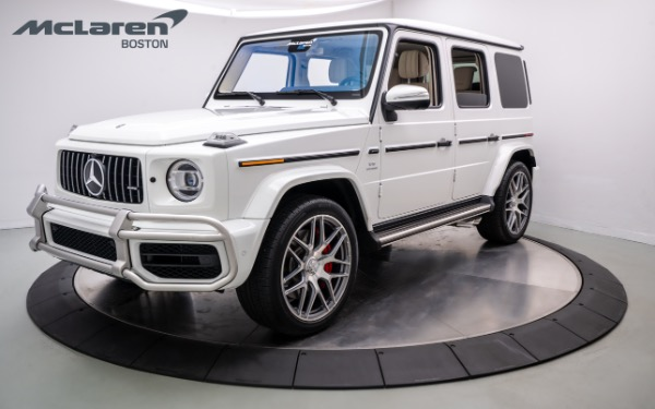 Used 2019 Mercedes-Benz G-Class-Norwell, MA