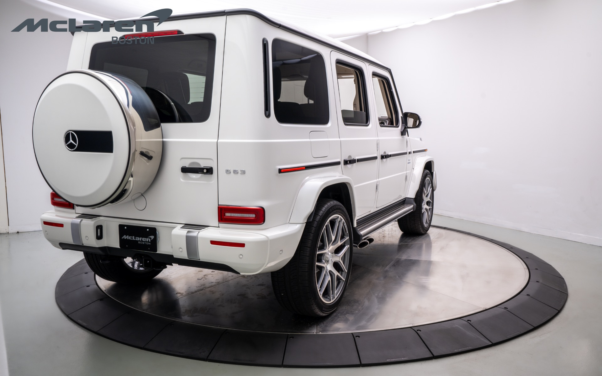Used 2019 Mercedes-Benz G-Class AMG G 63 | Norwell, MA