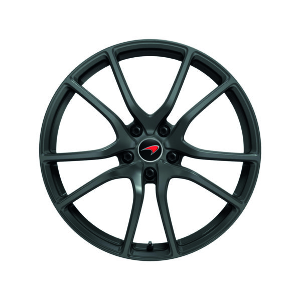 570S/GT Super lightweight Wheel - FRONT, STEALTH