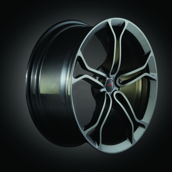 12C LIGHTWEIGHT FORGED ALLOY STEALTH