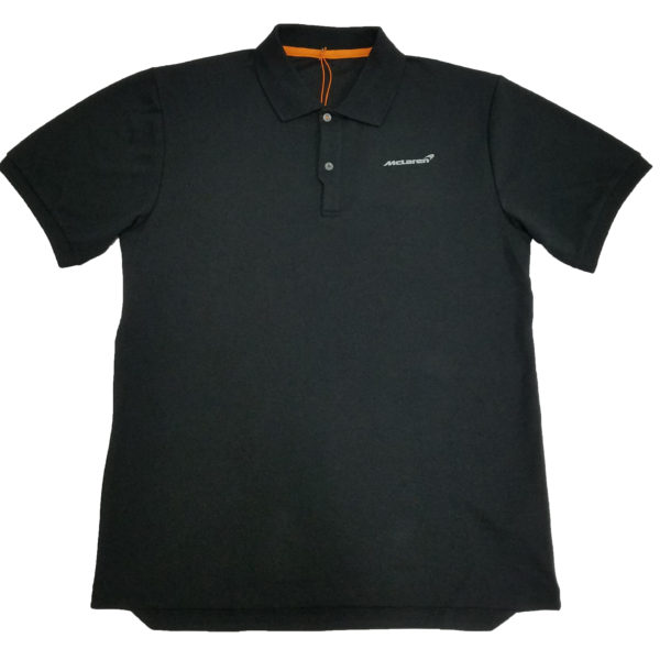 2017 black polo front