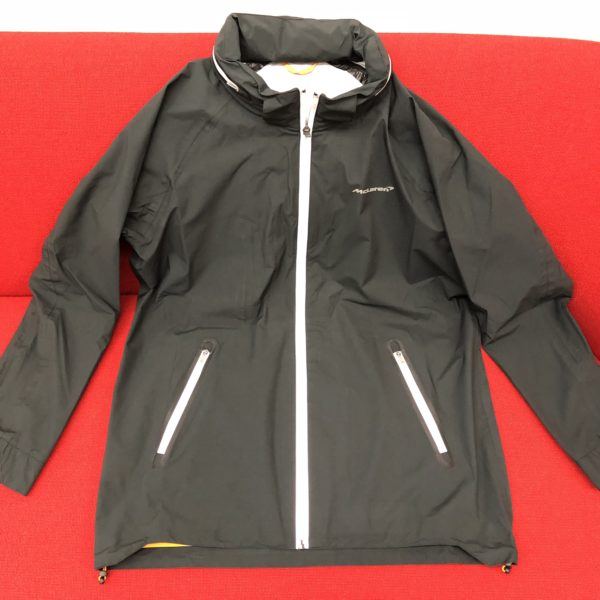 McLaren Official Lightweight Rain Jacket
