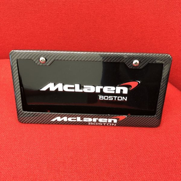 McLaren Official Lapel Pin