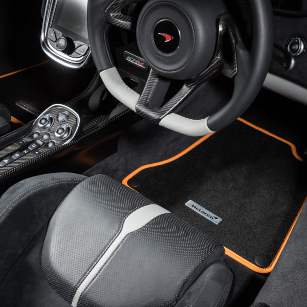 MSO floormat orange