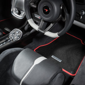MSO floormat red