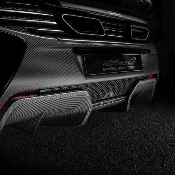 MSO Defined Carbon Fiber Vent Bezels