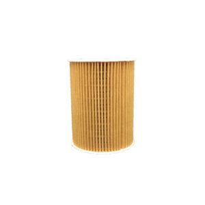 Oil filter front