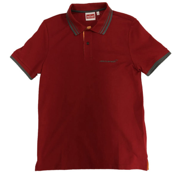 RED POLO FRONT