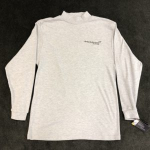 McLaren Boston Long Sleeve Mock Neck Shirt