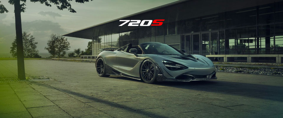 Contact us for 720S availability