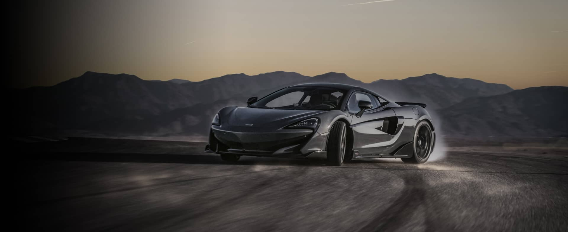 McLaren 600LT The Edge is Calling