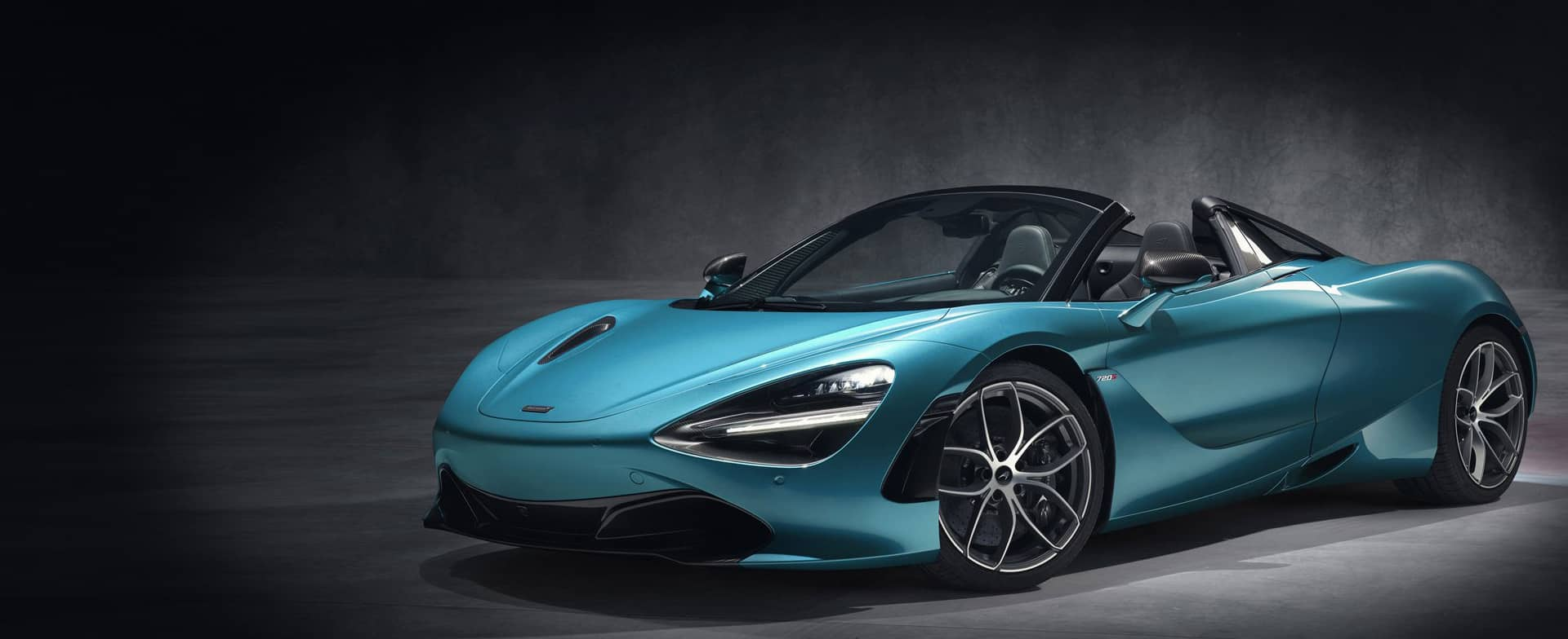 McLaren 720S Spider Let the Light in
