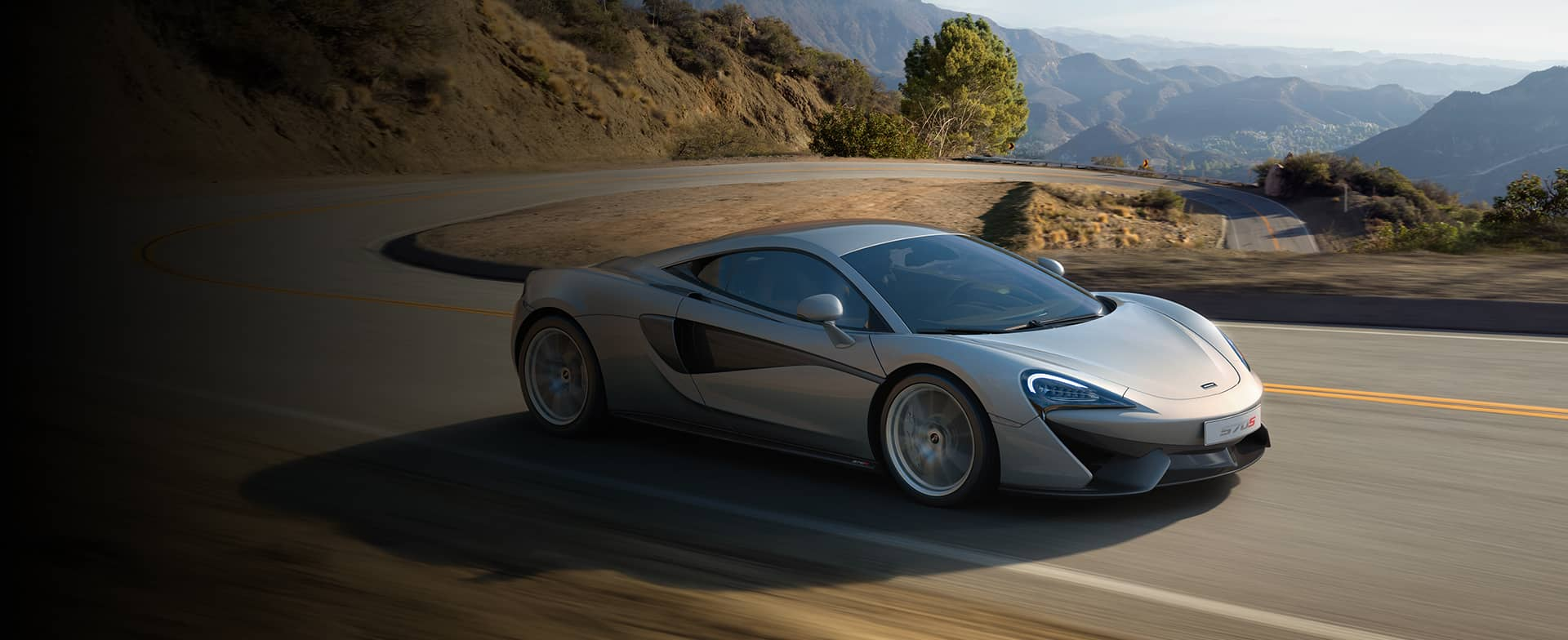 McLaren 570 For the Drive